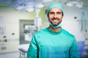 Surgeon image for header