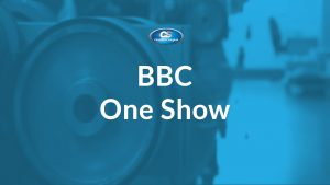 BBC One Show about Cincinnati Surgical image