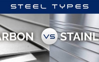 Carbon Steel Blades vs. Stainless Steel Blades – What's the Difference?