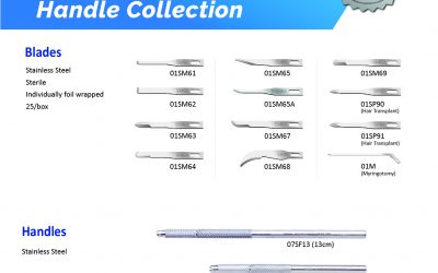 Miniature Blades Collection – Raising the Standard for Mini Blades
